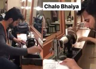 Here's how Varun Dhawan is prepping up for Sui Dhaaga - watch videos