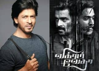 Shah Rukh Khan has refused to star in the Hindi remake of R. Madhavan's Vikram Vedha - here's why