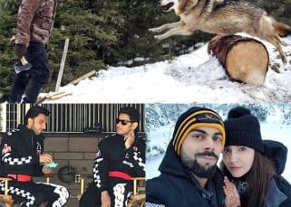 Anushka Sharma and Virat Kohli's first honeymoon pic, Salman Khan's deadly still from Tiger Zinda Hai go VIRAL this week
