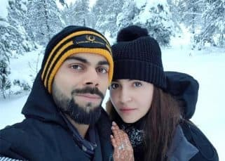 Newly-married Anushka Sharma-Virat Kohli's first honeymoon picture proves that they are a match made in heaven