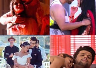 Ishqbaaz's Shivaay-Anika, Beyhadh's Maya-Arjun, Naamkarann's AvNeil - who is the HOTTEST Tv couple of 2017?