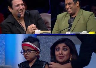 Super Dancer Chapter 2: Shilpa Shetty scares little Akash as Anurag compares dance to 'fart'