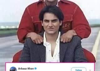 Salman Khan might just get really emotional after reading Arbaaz Khan's recent Twitter post