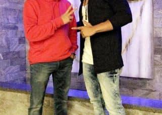 Bigg Boss 11 housemates Puneesh Sharma and Luv Tyagi catch up in Delhi - view pics!
