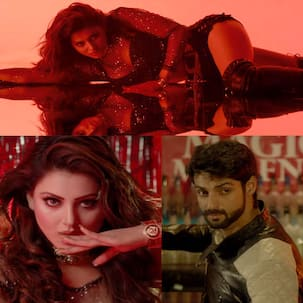 Hate Story 4 song Aashiq Banaya Aapne: Urvashi Rautela's take on the Emraan Hashmi number is all about raunchy moves and racy shots - watch video