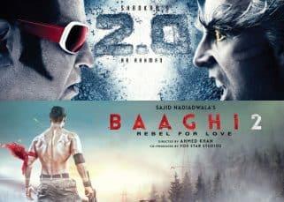रजनीकांत की '2.0' से नहीं भिड़ेगी टाइगर श्रॉफ की 'बागी-2', पढ़िए यह दिलचस्प खबर !!
