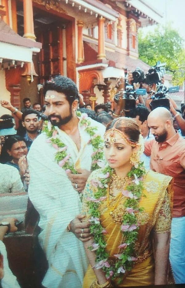 Bhavana married