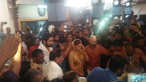 Bhavana now married