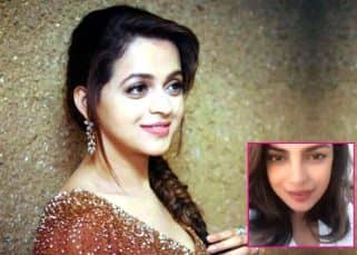 Bhavana gets the most unexpected surprise from Priyanka Chopra on her wedding  - watch video!