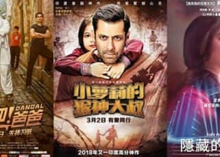 Bajrangi Bhaijaan beats Dangal and Secret Superstar to become the BIGGEST Bollywood release in China
