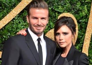 60,000 pounds! That's how much David and Victoria Beckham spent on their underwear closet