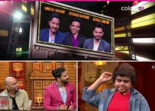 Entertainment Ki Raat : Kunal Khemu tells us how Amir Khan buys fish while Shreyas Talpade shows us how Amitabh Bachchan scolds his tailor