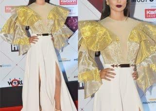 Bigg Boss 11 finalist Hina Khan bags the 'Most Stylish TV Personality' award - view pics