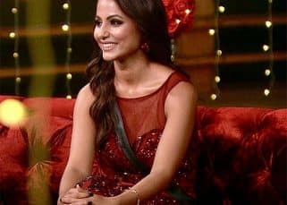 Did Hina Khan throw a massive tantrum at the Bigg Boss 11 finale? The actress answers