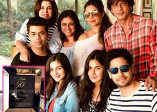 Shah Rukh Khan, Gauri Khan, Karan Johar to throw a party for bestie Kaajal Anand's 50th birthday at Mannat - view exclusive pics