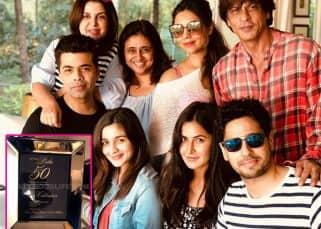 Shah Rukh Khan, Gauri Khan, Karan Johar to throw a party for bestie Kaajal Anand's 50th birthday at Mannat - view exclusive pics