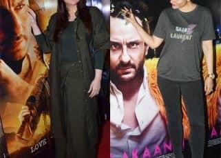 Kareena Kapoor Khan roots for Saif Ali Khan's films like a diehard fan and these pics are proof!