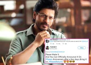 Twitterati is going berserk over the idea of having a sequel to Raees - check tweets