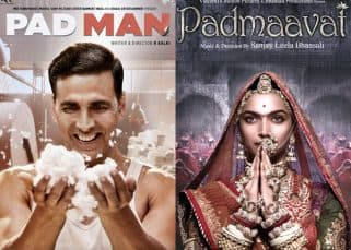 Akshay Kumar's Pad Man moves to February 9, gives Padmaavat a solo release