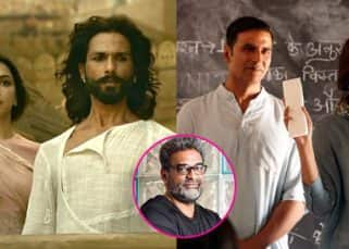 Padmavat vs Padman: R Balki feels it is SILLY to have such a box office clash in a small industry like Bollywood
