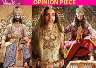 7 reasons why Padmaavat was a piece of history that didn't need to be revisited