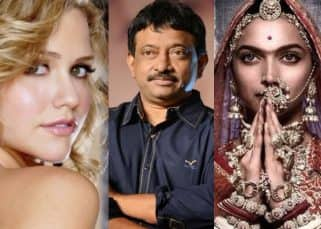 Ram Gopal Varma announces a clash between Padmaavat's Deepika Padukone and God, Sex & Truth's Mia Malkova -  check tweet