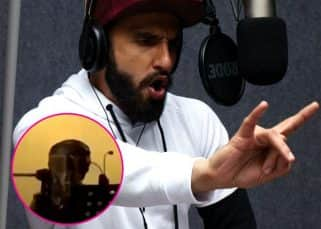 [Video] Did Ranveer Singh LEAK his Gully Boy rap in this latest Instagram story?
