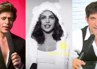 Hrithik Roshan turns a spy, Shah Rukh Khan's edgy and Priyanka Chopra keeps it hot for Dabboo Ratnani's 2018 calendar