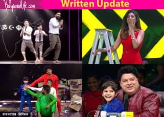 Super Dancer Chapter 2: Sajid Khan had once proposed to Geeta Kapur the lady herself reveals