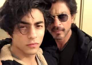 Shah Rukh Khan's son Aryan is all set to make his Bollywood debut soon?