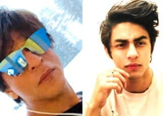 Shah Rukh Khan goes the Aryan Khan way with his latest selfie