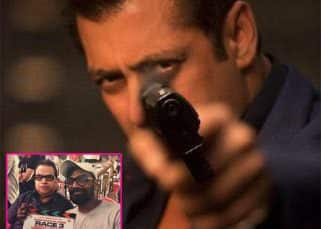 Salman Khan resumes the shoot of Race 3 with a song - view pics