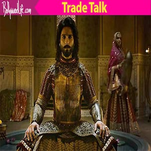 Padmaavat will be a game changer for Shahid Kapoor, reveals trade expert!