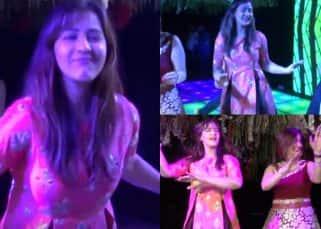 बिग बॉस 11 विजेता शिल्पा शिंदे ने अपनी दोस्त की पार्टी में जमकर लगाये ठुमके, देखें वीडियो