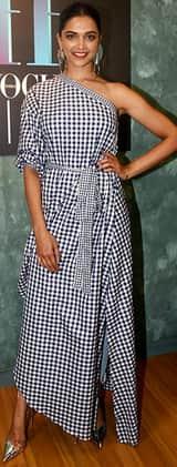 We approve of Deepika Padukone's classy act this week
