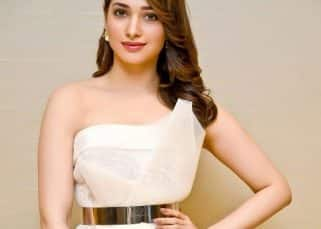 [Viral Video] A fan hurls a slipper at Tamannaah Bhatia