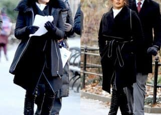 Priyanka Chopra's recent pictures from the sets of Quantico prove work always comes first for her