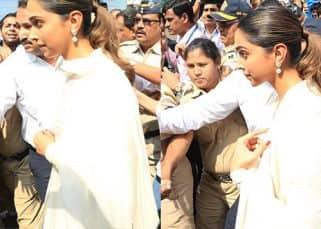 Ahead of Padmaavat's release, Deepika Padukone seeks Siddhivinayak's blessing - view pics