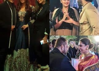 [Inside Pics] Deepika bonding with Sanjay, cute antics of Varun and Sonakshi were the highlights of HT Most Stylish Awards 2018