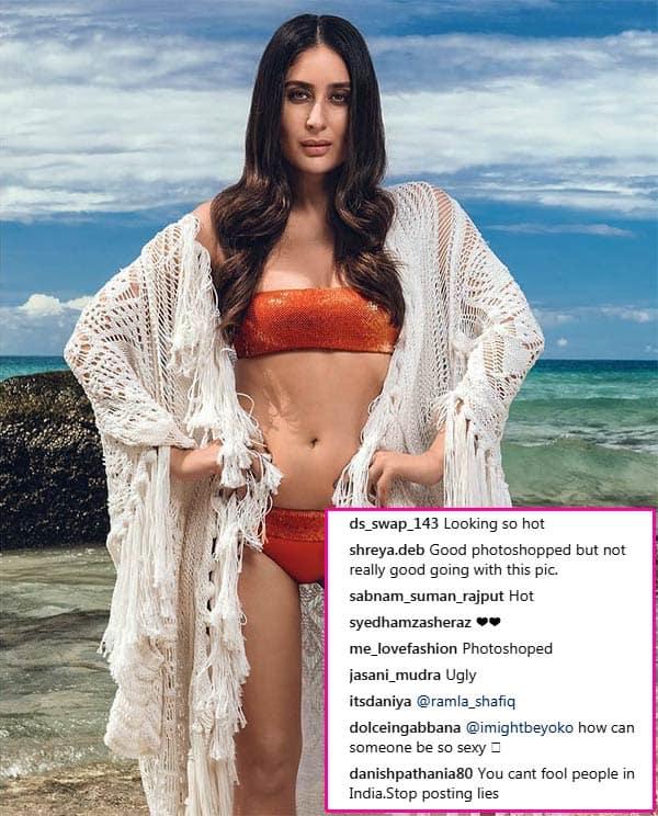 Bikini video of kareena