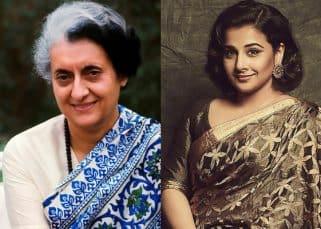 Vidya Balan to play Indira Gandhi in her next
