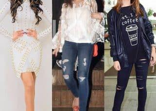 Sara Ali Khan, Urvashi Rautela and Esha Gupta come under fashion police's radar for their disastrous fashion outings