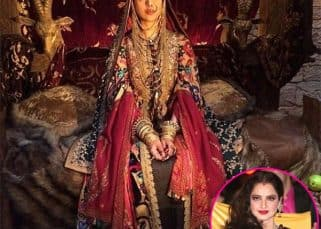 Aditi Rao Hydari gets the best compliment for her role in Padmaavat from Rekha - find out what