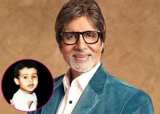 Flashback! Here's what Amitabh Bachchan was doing when Abhishek Bachchan was about to be born - view pics