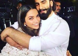 Smitten and how! We now know why Ranveer Singh is mad about Deepika Padukone