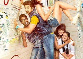 Dil Juunglee poster: Saqib Saleem, and Taapsee Pannu look like mad gang in this romcom