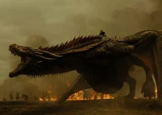 Game of Thrones: Noises made by the dragon Drogon are recordings of mating tortoises