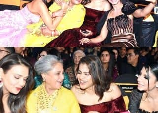 Jaya Bachchan has never looked this happy in a picture and we have Kajol to thank for that