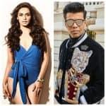 Karan Johar denies rumours of signing Manushi Chhillar for Tiger Shroff's Student Of The Year 2