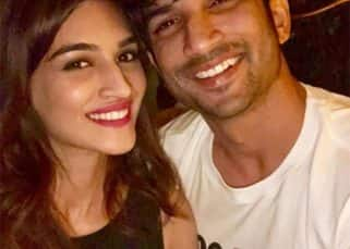 Kriti Sanon posts the cutest message for birthday boy Sushant Singh Rajput on Instagram - view pic